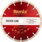 تیغ گرانیت بر 23 سانتی متر SilverLine رونیکس مدل RH-3510