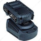 ست باتری 20 ولت 2 آمپر Li-Ion و شارژر 220-240 ولت شپخ مدل 7909205704