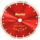 تیغ اره گرانیت بر 23 سانتیمتری رونیکس مدل RH-3501