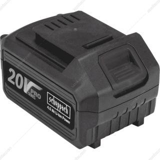 باتری 20 ولت 4 آمپر Li-Ion شپخ مدل 7909205703