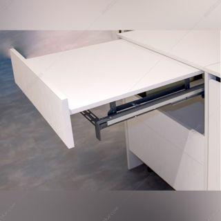 میز کشویی جهت یونیت عرض 40 تا 60 سانتی متری با آرامبند فانتونی مدل F080