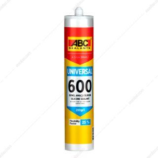 چسب درزگیر ای بی سی مدل UNIVERSAL 600 حجم 280 گرم