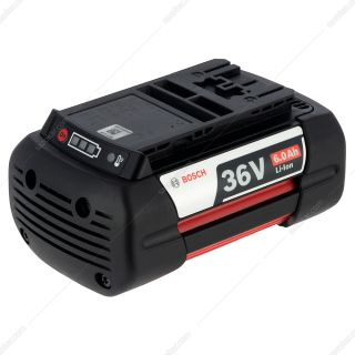 باتری لیتیوم 36 ولت بوش مدل GBA 36V 6.0 Ah