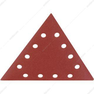 پک 10 عددی کاغذ سنباده مثلثی شپخ قطر 280×280×280میلی متر مش 150 مدل 7903800604 مناسب برای مدل DS930
