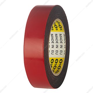 چسب دوطرفه 3 سانتیمتری S5 مدل 3cm- رنگ قرمز