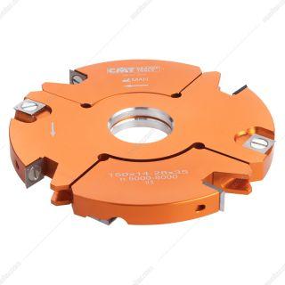 توپی شیارزن متغیر قطر 150میلیمتر CMT مدل 694.021.35