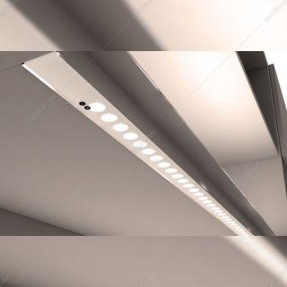 چراغ LED سنسور دار سری 17 زیر کابینتی 120 فانتونی مدل N154