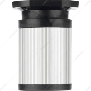پایه کابینت آلومینیوم کبریتی 8 سانتیمتر هانتر مدل 21001900002