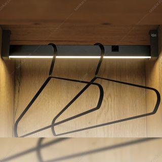 چراغ LED رگال لباس مستطیلی با سنسور سری 32 سایز 90 فانتونی مدل N614