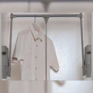 رگال با جک آسانسوری سری 2 رنگ سیلور سایز 60 - 90 فانتونی مدل J801