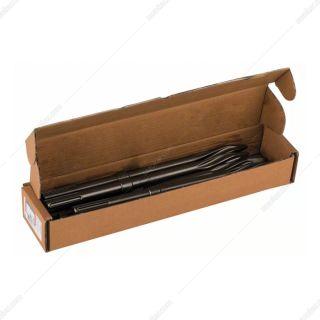 مجموعه 10 عددی قلم نقطهای پنج شیار خودتیزشونده بوش مدل 2608690168
