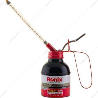 روغن دان رونیکس 200 سی سی رونیکس مدل RH-4320