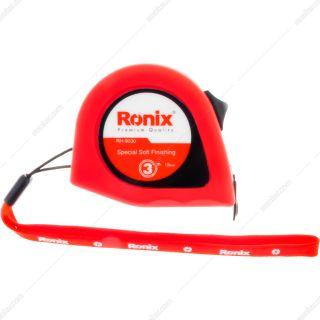 متر روکش دار پی وی سی رونیکس مدل RH-9030