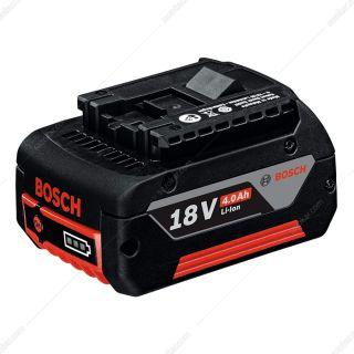 باتری لیتیوم 18 ولت بوش مدل GBA 18V 4.0Ah