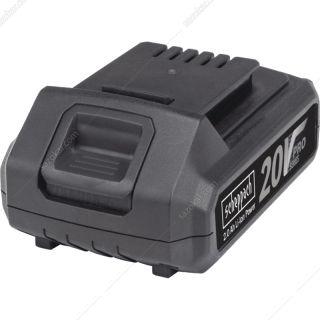باتری 20 ولت 2 آمپر Li-Ion شپخ مدل 7909205701