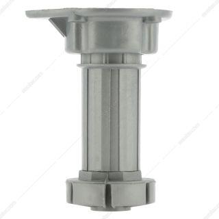 پایه پلاستیکی طوسی رگلاژ 10 تا 15 سانتیمتر ویدا مدل RS-F60