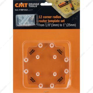 شابلون شیشه CMT مدل TMP-R12