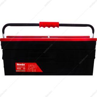 جعبه ابزار فلزی اتوماتیک رونیکس مدل RH-9175