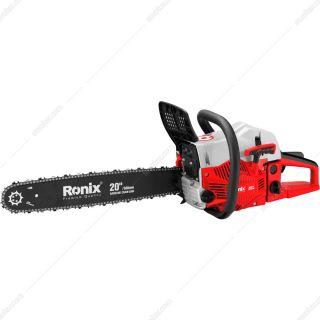 اره بنزینی حرفه ای 2300 وات رونیکس مدل 4650
