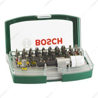 ست32 عددی سرپیچگوشتی بوش مدل 2607017063