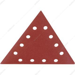پک 10 عددی کاغذ سنباده مثلثی شپخ قطر 280×280×280میلی متر مش 80 مدل 7903800601 مناسب برای مدل DS930