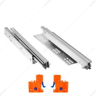 ریل تاندم 45 سانتیمتر فول آرام بند دامار مدل DMS4F-C245 - یک جفت