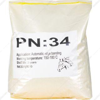 چسب گرانول کیسهای پاراکس مدل PN 34 وزن 10 کیلوگرم