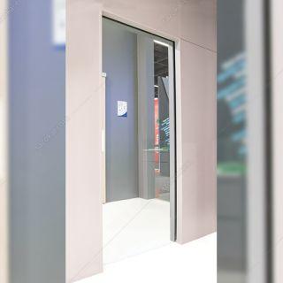 مکانیزم Packet Door توکار شیشه ای تک درب با عرض حداکثر 120 فانتونی مدل K108