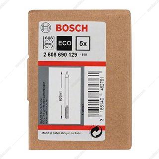 مجموعه 5 عددی قلم نقطهای پنج شیار بوش مدل 2608690129