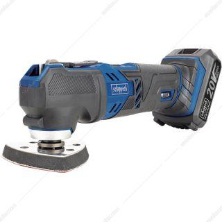 ابزار همه کاره شارژی 20 ولت شپخ مدل 5909224900 - CMT200-20ProS