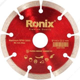 تیغ اره گرانیت بر 11.5 سانتیمتری رونیکس مدل RH-3502