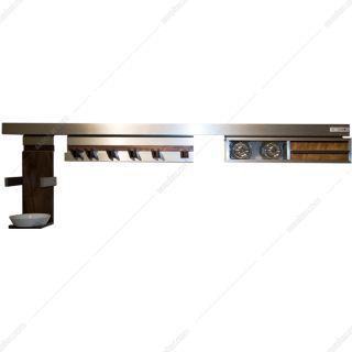 تجهیزات بین کابینت سری 2 با عرض 120 فانتونی مدل R102