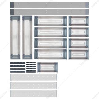 جای کارد و چنگال مدل INVARIA-SC صامت مدل 1273726070900