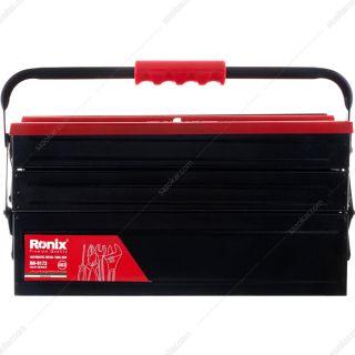 جعبه ابزار فلزی اتوماتیک رونیکس مدل RH-9173