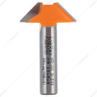 تیغ فرز پخ قطر 25 میلیمتر CMT مدل 905.240.11