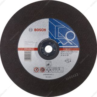 صفحه برش پروفیل بر بوش ابعاد 2.8×25.4×350 مدل 2608600543