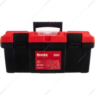 جعبه ابزار پلاستیکی رونیکس مدل RH-9153