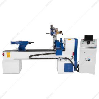 دستگاه خراطی چوب اتوماتیک کازن مدل CNC415W
